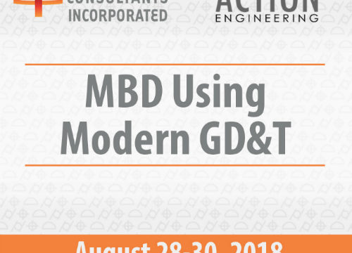 Hands-On Course: MBD Using Modern GD&T