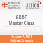 GD&T Master Class Oct 7, 2019 Golden CO