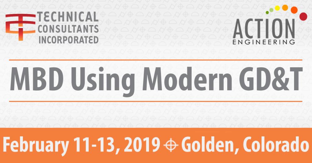 MBD Using Modern GD&T Feb 2019