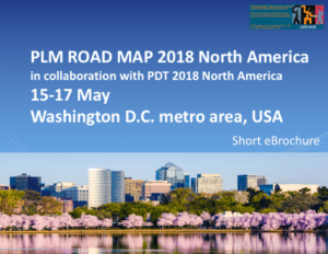 CIMData PLM Road Map 2018