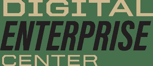 Digital Enterprise Center wordmark