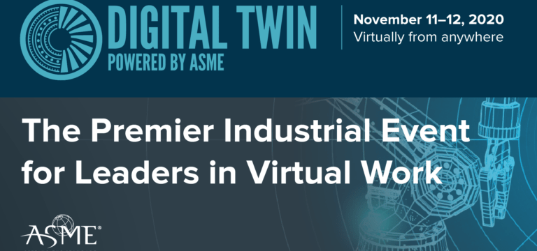 Jennifer Herron Shares 'ASME MBE Standards to Support the Digital Twin' at Digital Twin Summit 2020