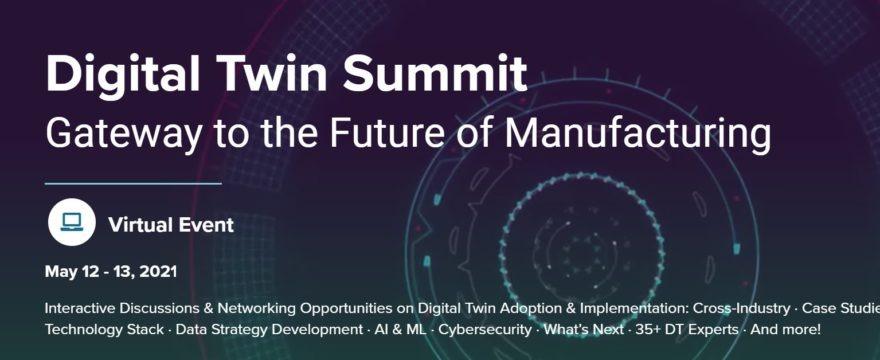 Jennifer Herron Presents at Digital Twin Summit 2021