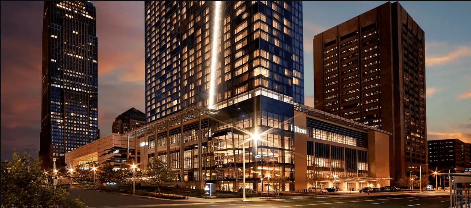 Hilton Downtown Cleveland