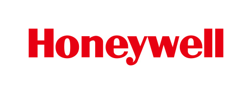 Honeywell Logo red text on white background