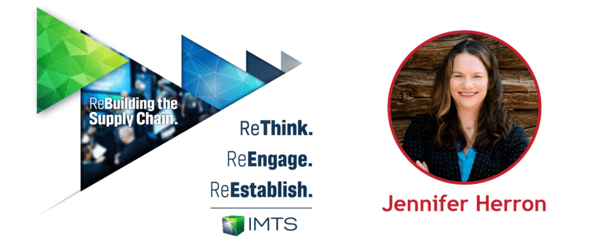 Jennifer Herron Presents at IMTS spark