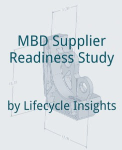 MBD Supplier Readiness Study