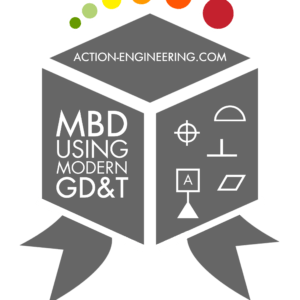 MBD Using Modern GD&T Badge