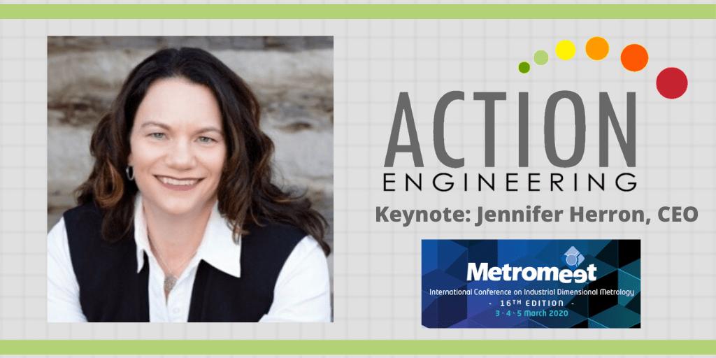 Jennifer Herron Action Engineering CEO Keynote at Metromeet 2020