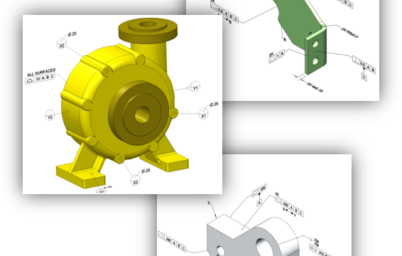 Why Do Model-Based Definition (MBD) and Geometric Dimensioning and Tolerancing (GD&T) Go Together?