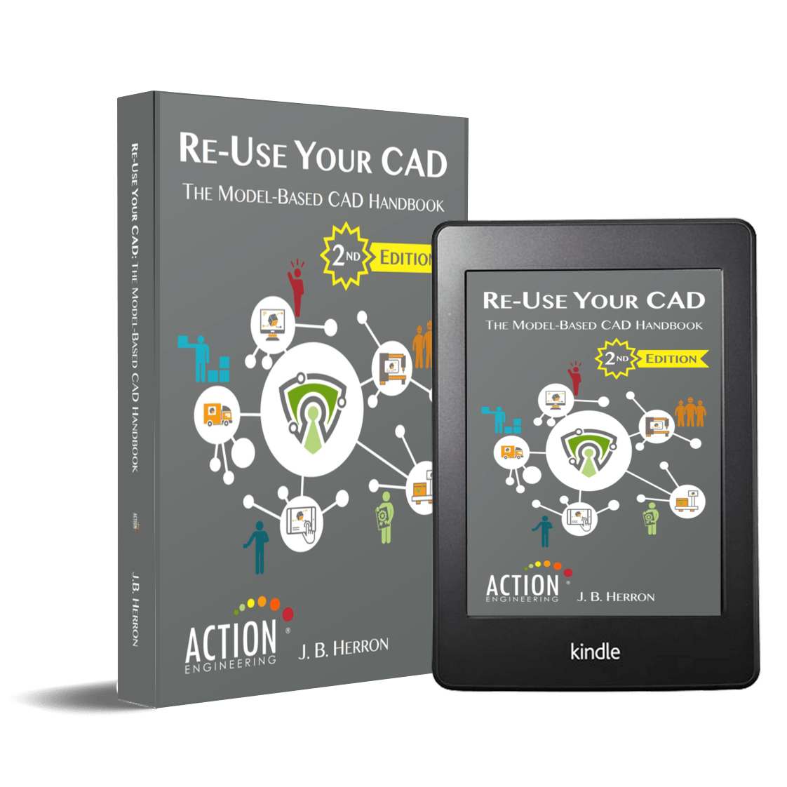 Re-Use Your CAD: The Model-Based CAD Handbook