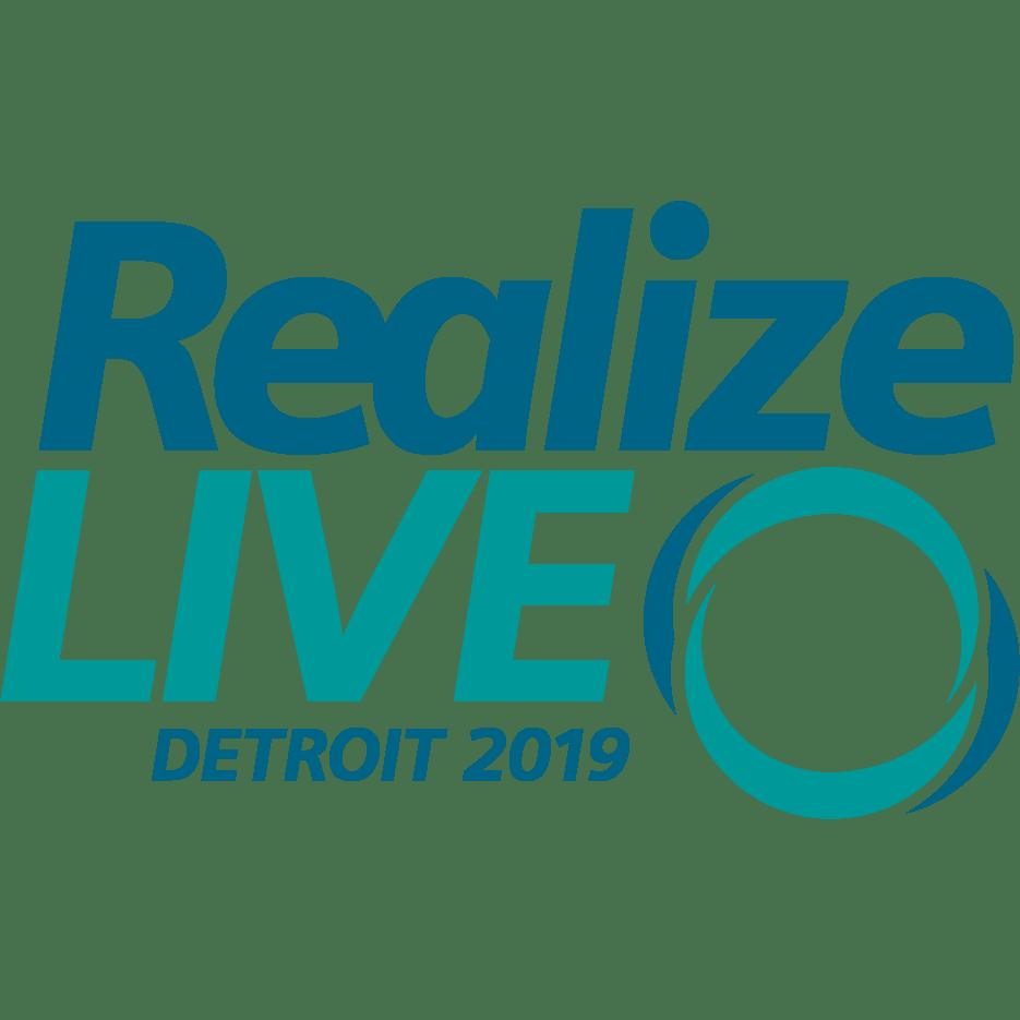 Siemens PLM Realize LIVE 2019