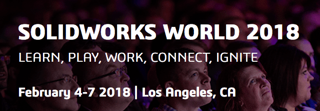 Solid Works World 2018