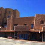 Table Mountain Inn adobe style hotel exterior