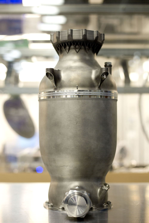 Inconel, 3D print, SpaceX Valve